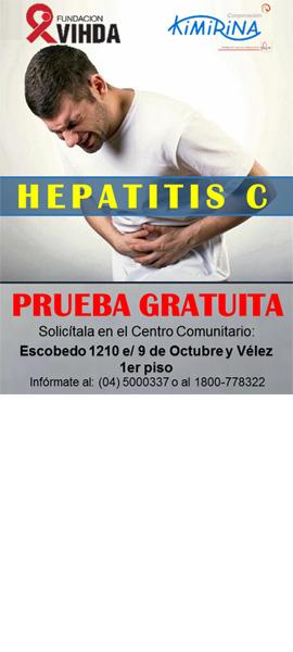 Pruebas Hepatitis B